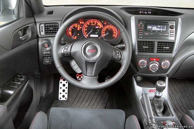 NextGen Subaru WRX STI Rendering Could This Be The 2020 STI